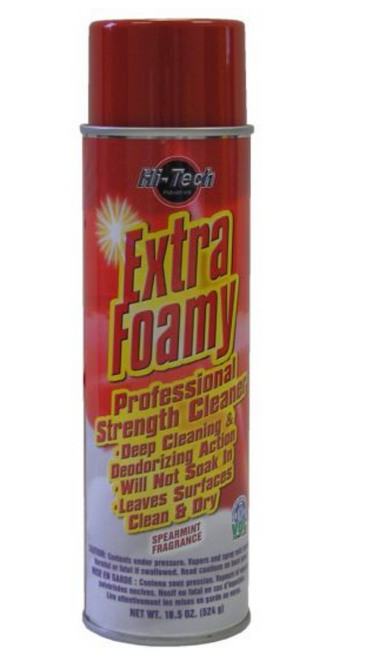 EXTRA FOAMY MULTI-PURPOSE CLEANER (HT 18003)