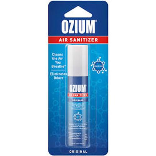 Ozium Air Sanitizer 0.8 oz Spray, Original (765-2435)