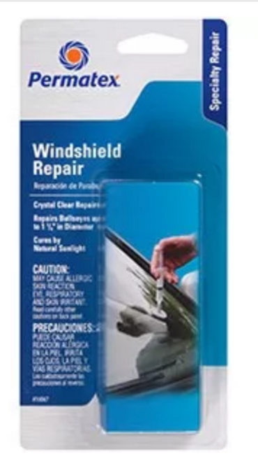 Windshield Repair Kit (16067)