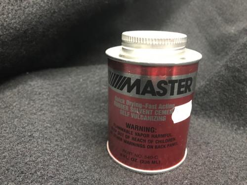 Rubber Solvent Cement (540-C)