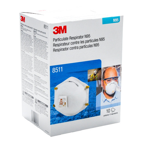 N95 Particulate Respirator (8511)