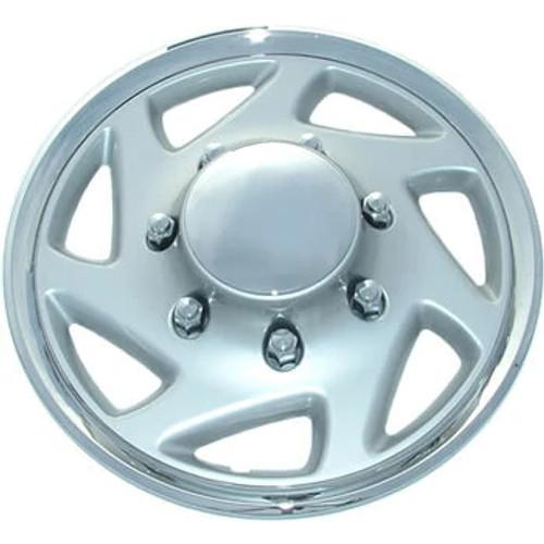 Custom 94-15c Chrome Finish 15 inch Wheel Covers Hubcaps (94-15c)