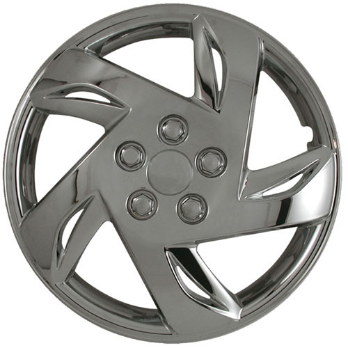 "Wheel Covers: Premier Series: 417 Chrome (15"") (417-15C)"