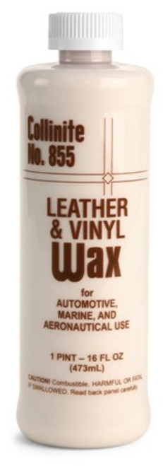 No. 855 Leather and Vinyl Wax