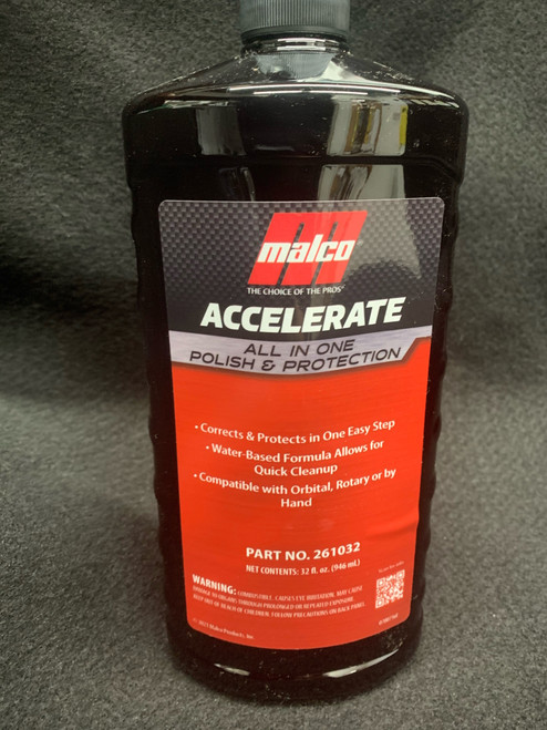Accelerate All in one Polish & Protection (261032)