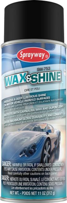 WAX & SHINE (SW753)
