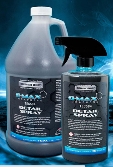 G-Max Graphene Detail Spray (TEC584)