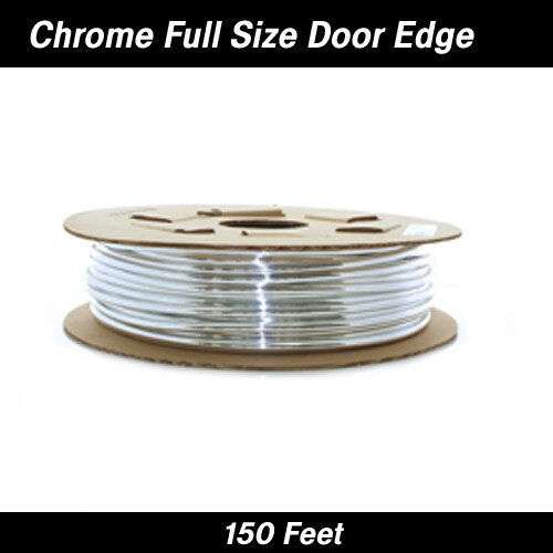 Chrome Door Edge Guard 150' (39-200)