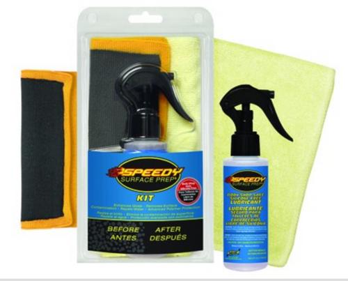 SPEEDY SURFACE PREP KIT-Body Shop Safe (SSP-592)