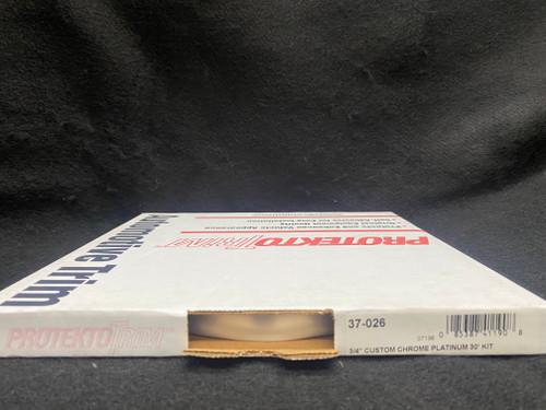 """3/4"""" Custom Chrome Platinum Kit (37-026)"""