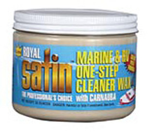 Marine & RV One Step Cleaner Wax