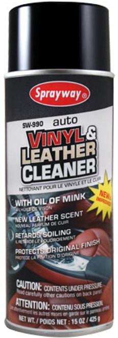 Vinyl Leather Cleaner