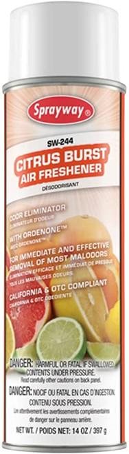 Citrus Burst Air Freshener (sw244)