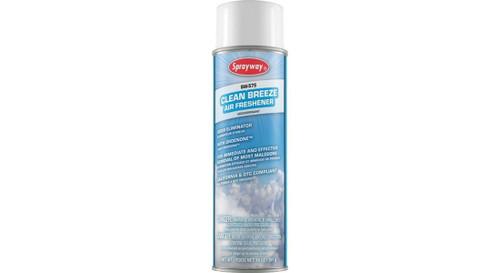 Clean Breeze Air Freshener (sw575)