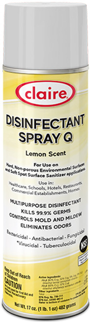 Disinfectant Spray (CL1002)