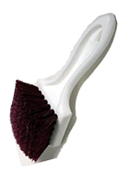 Automotive Upholstery & Floor Mat Brush-Burgundy Polypropylene