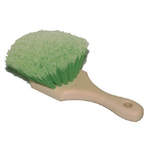 Professional Body Brushes-Green Polystyrene