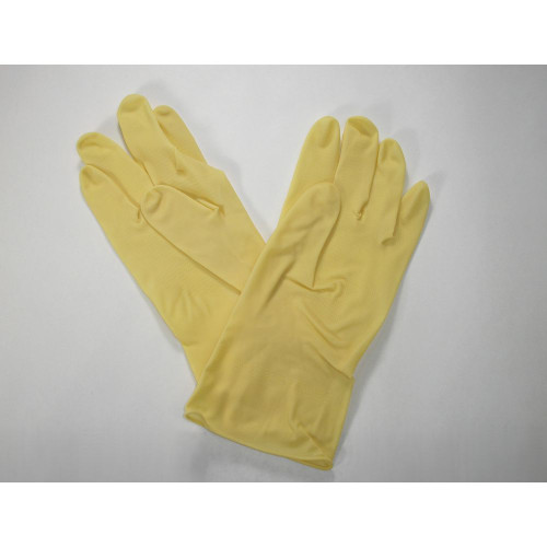 Dextatron Powdered Latex Disposable Gloves Large