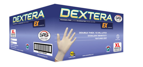 Dextera EX Latex Disposable Glove (Powder-Free)