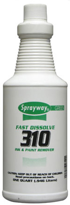 Fast Dissolve Ink & Paint Remover