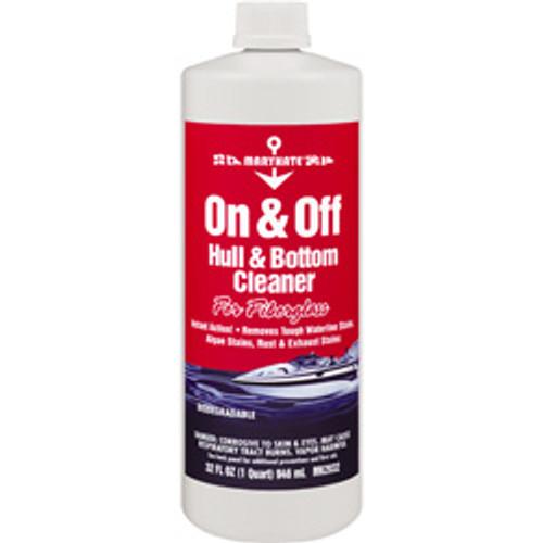 On & Off Hull/Bottom Cleaner