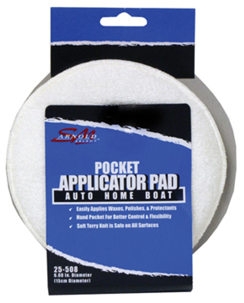 Pocket Applicator Pad