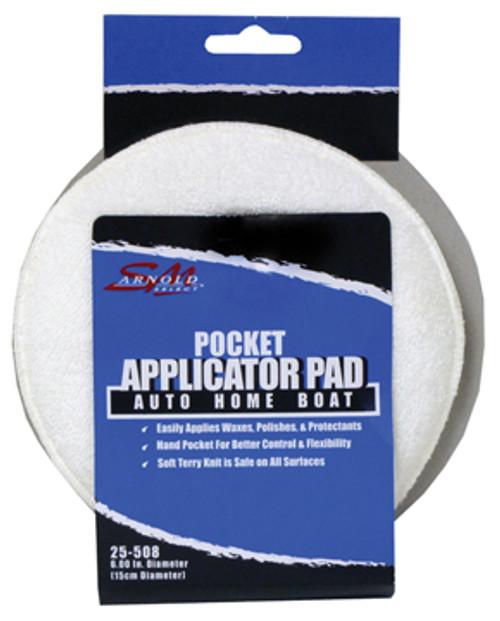Pocket Applicator Pad