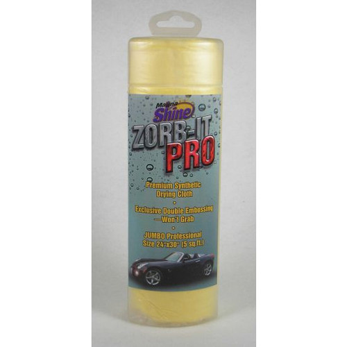 Zorbit chamois for drying your car