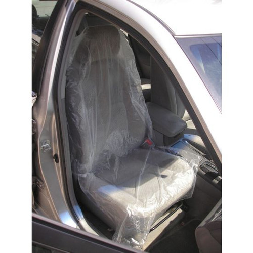SEAT COVERS .5 MIL - 500/ROLL