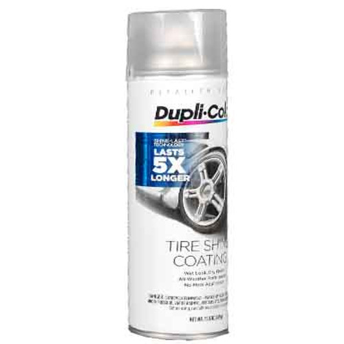 Dupli-Color Tire Shine Coating