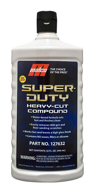 Super-Duty Heavy-Cut Compound 32 oz
