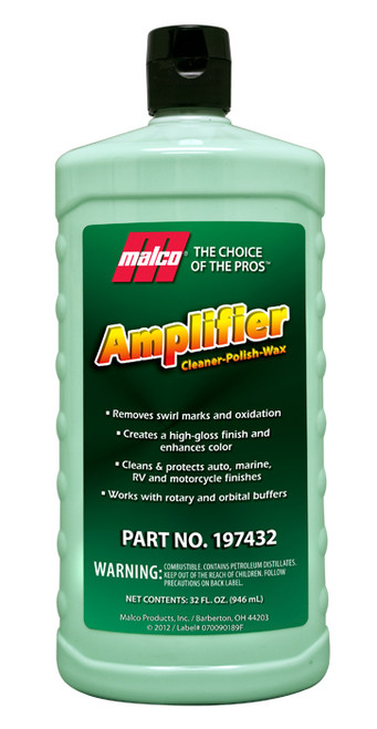 Amplifier Cleaner-Polish-Wax