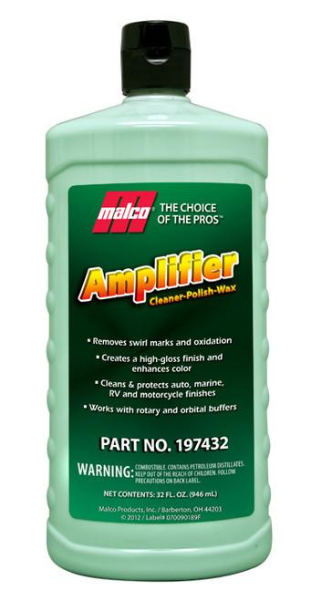 Amplifier Cleaner-Polish-Wax