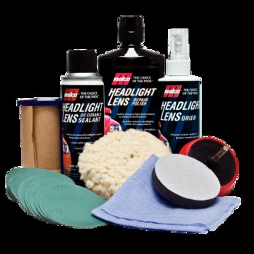 Headlight Lens Restoration Kit