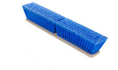 "18"" Floor Brush in Blue"