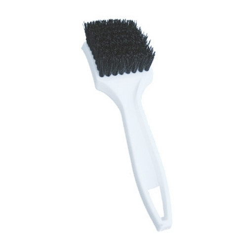 Black Nylon Plastic Sidewall Brush