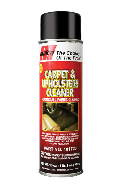 Foaming Carpet and Upholstery Cleaner