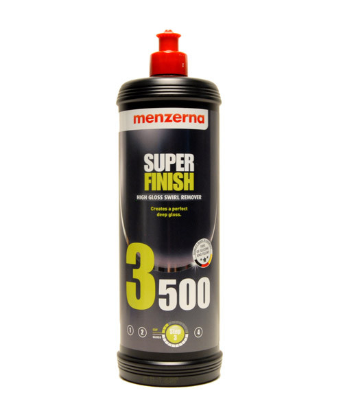 Menzerna 3500- Super Finish