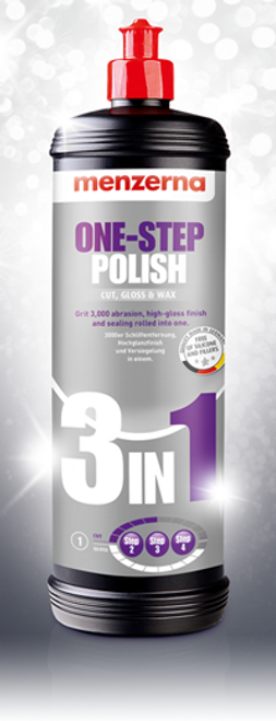Menzerna One-Step Polish 3-in-1