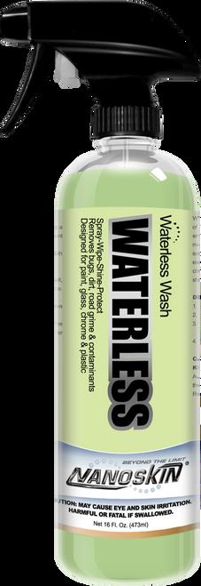 WATERLESS- Waterless Wash