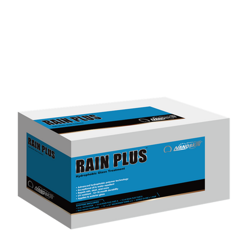RAIN PLUS Hydrophobic Glass Treatment System