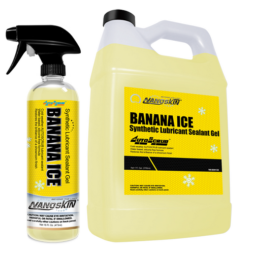 BANANA ICE Synthetic Lubricant Sealant Gel