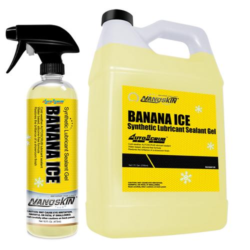 BANANA ICE Synthetic Lubricant Sealant Gel
