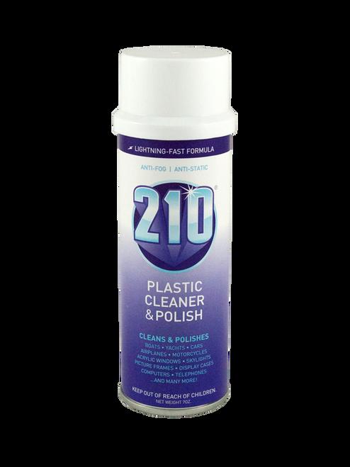 PLASTIC CLEANER & POLISH