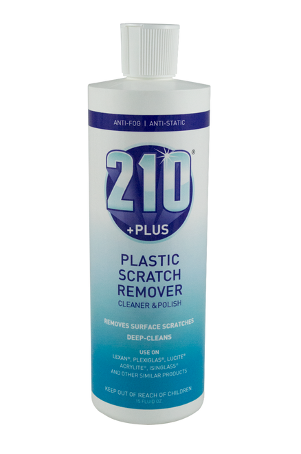 Plastic Scratch Remover Cleaner/ Polish