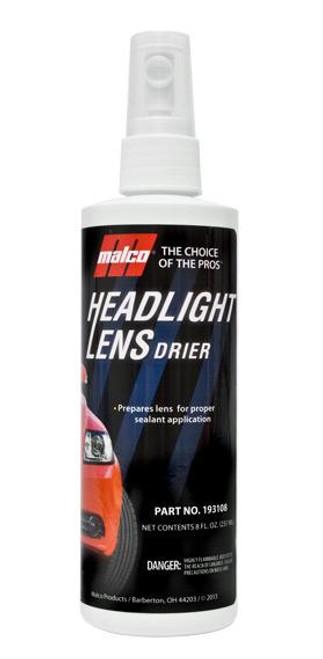 Headlight Lens Drier