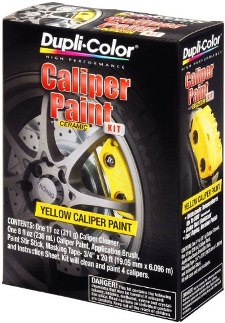Caliper Paint Kit Yellow