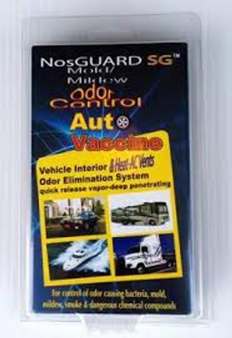 Auto Vaccine NosGuard SG Mold/Midlew Odor Control Fast Release (893368001006)