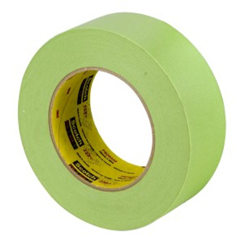Scotch Performance Green Masking Tape 233, 48 mm width (1.9 inches)2 inch, 26340