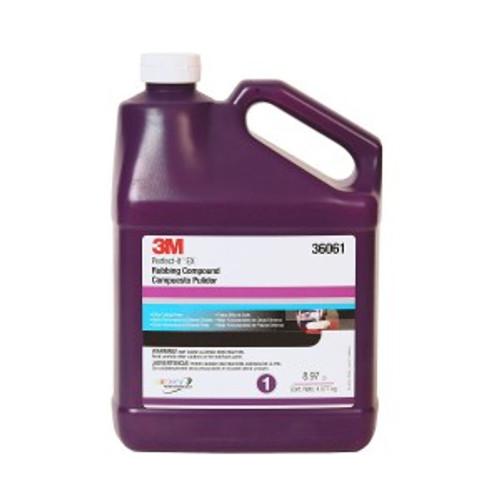 Perfect-It EX Rubbing Compound, Gallon, 36061